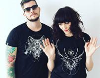 Magashegyi Underground T-shirt Design