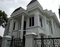 Arsitek-Kontraktor Rumah Klasik Grahafamily Surabaya