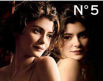 CHANEL NO. 5 TVC - MUTE VIDEO