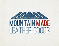 Mountain Made Leather Branding