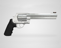 3D Smith & Wesson