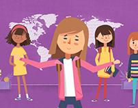 Uğur Okulları 23 Nisan 2D Motion Video