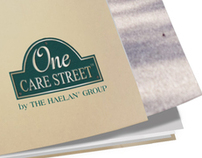 One Care Street Health Booklet