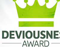 Deviousness Award Journal Skin Design