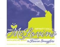 McLovins - Infinity Hall Poster