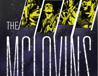 McLovins Infinity Hall poster, 2012