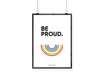 #7forpride - Pride 2019