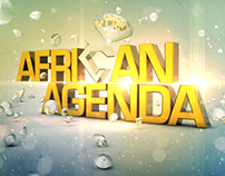 TV Branding Package : African Agenda