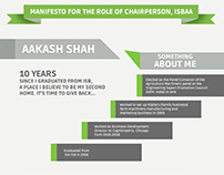 Manifesto For The Role Of Chairperson