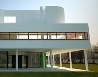 Villa Savoye / CG WORK