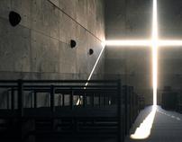 Church of the Light / CG WORK