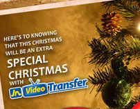 Jamaica National Money Transfer Christmas Ad