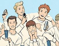 Mr. Porter Journal: The Rise of South Korean Grooming