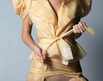 Fashion editorial - Latex