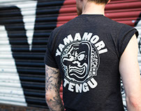 Tengu T-Shirt Promotion