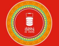 Dabba on Wheels.