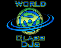 Logo Design for World Class DJs