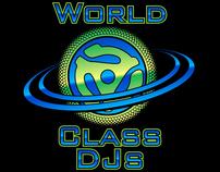Logo Design for World Class DJs