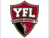 Logo Design for Youth Football League