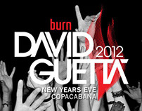 Burn Energy 2012 New Years Eve Event