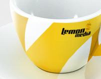 Lemon Media - brand identity