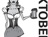 Oktoberfest Simple Illustration