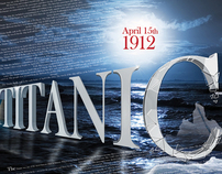 Titanic Poster | 100 years to the disaster
