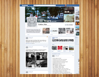 Findlay Bicentennial Timeline