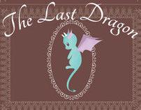 Book Design - The Last Dragon