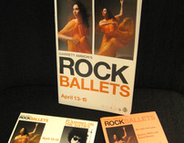 Garrett Ammon's Rock Ballets