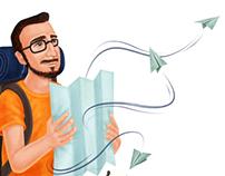 Jiri On the Way - An Illustrated Profile