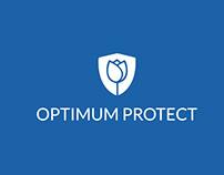 Optimum Protect logo design project
