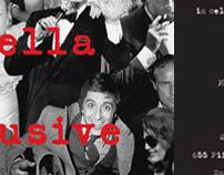 Ron Galella Invite