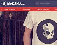 E-commerce Madskull