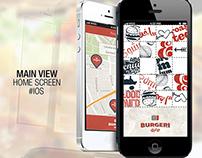 Burgeri Mobile Application Qatar