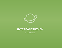 Interface Design Challenge