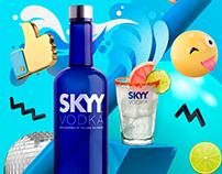 SKYY Vodka México / ATL: The SKYY Wayy