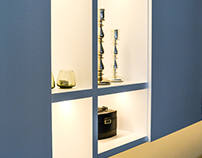 Private Apartment interior design by Mario Dimitrov