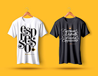 Camisetas SB Coffee Shop