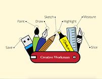 CW's Vector Illustration Asset