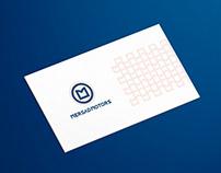MERSAD MOTOR Brand Identity Design by Beman