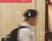 Sistema de identidad Facultad de Odontología UBA
