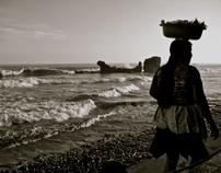Capturing El Salvadorian culture as high tides roll in.