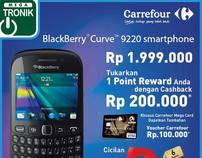 Blackberry Davis Launching