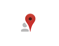 Google Local and Mobile Maps iconography