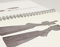 Paper promo concept