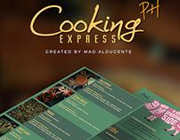 Cooking Express PH: App Design