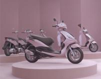 Piaggio - Launch Campaign (TVC)