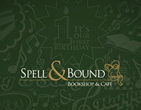Spell & Bound - Bookshop and Cafe