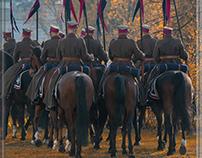 Representative Cavalry Squadron of Polish Army (Warsaw)